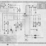 Электросхемы Мазда пример для архива со схемами моделей с 1989 по 1998 г.в.