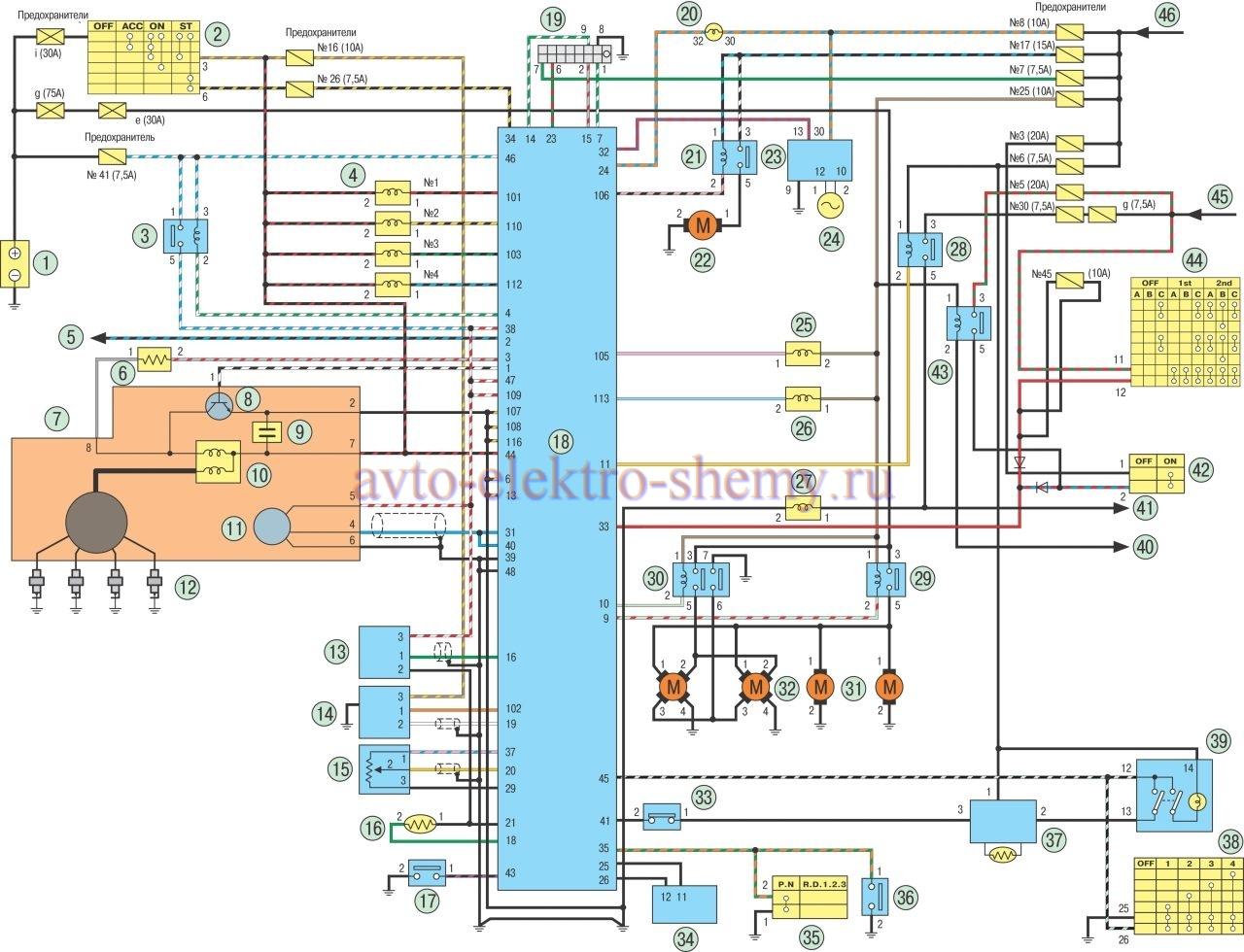 Схема тормозов ниссан альмера классик