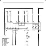 Электросхемы Фольксваген Гольф IV - пример