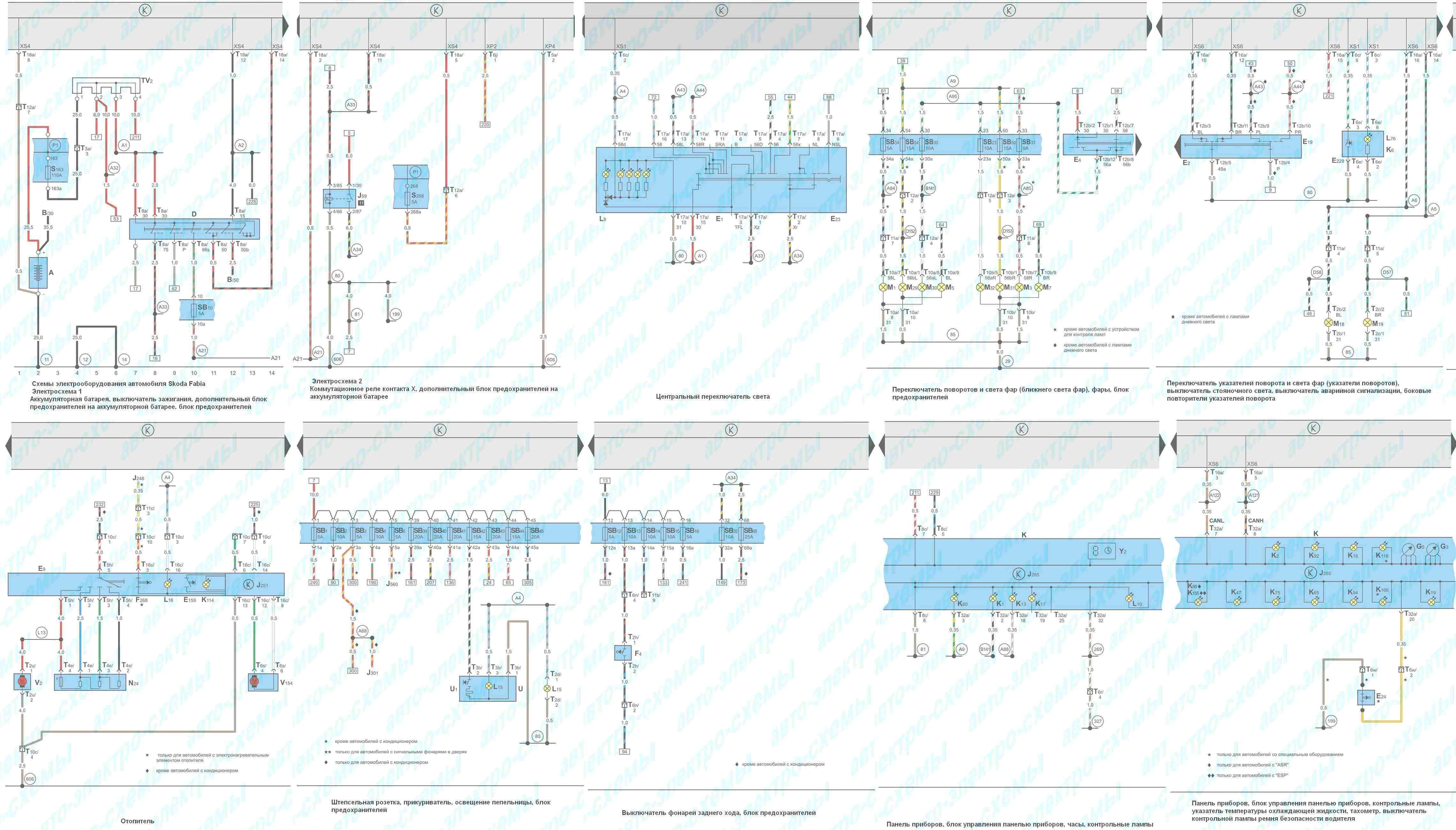 схема соединения поворотников на газель газ 33021