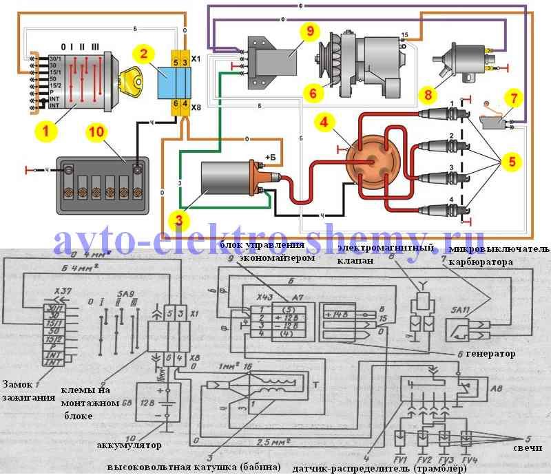 Применение трансформаторов в схемах